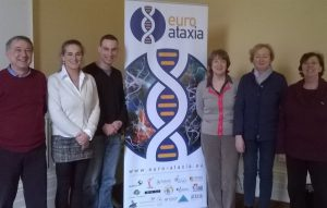 Euroataxia members at the meeting in March 2015